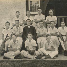 Cricket Team 1924