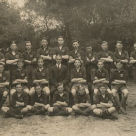Football Team 1926