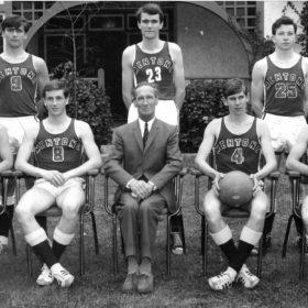 1968 George Kirk 1St Basketball