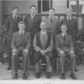 Group Prefects 1950