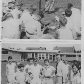 Cricket 1950 E Loxton