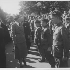 Anzac Day 1950