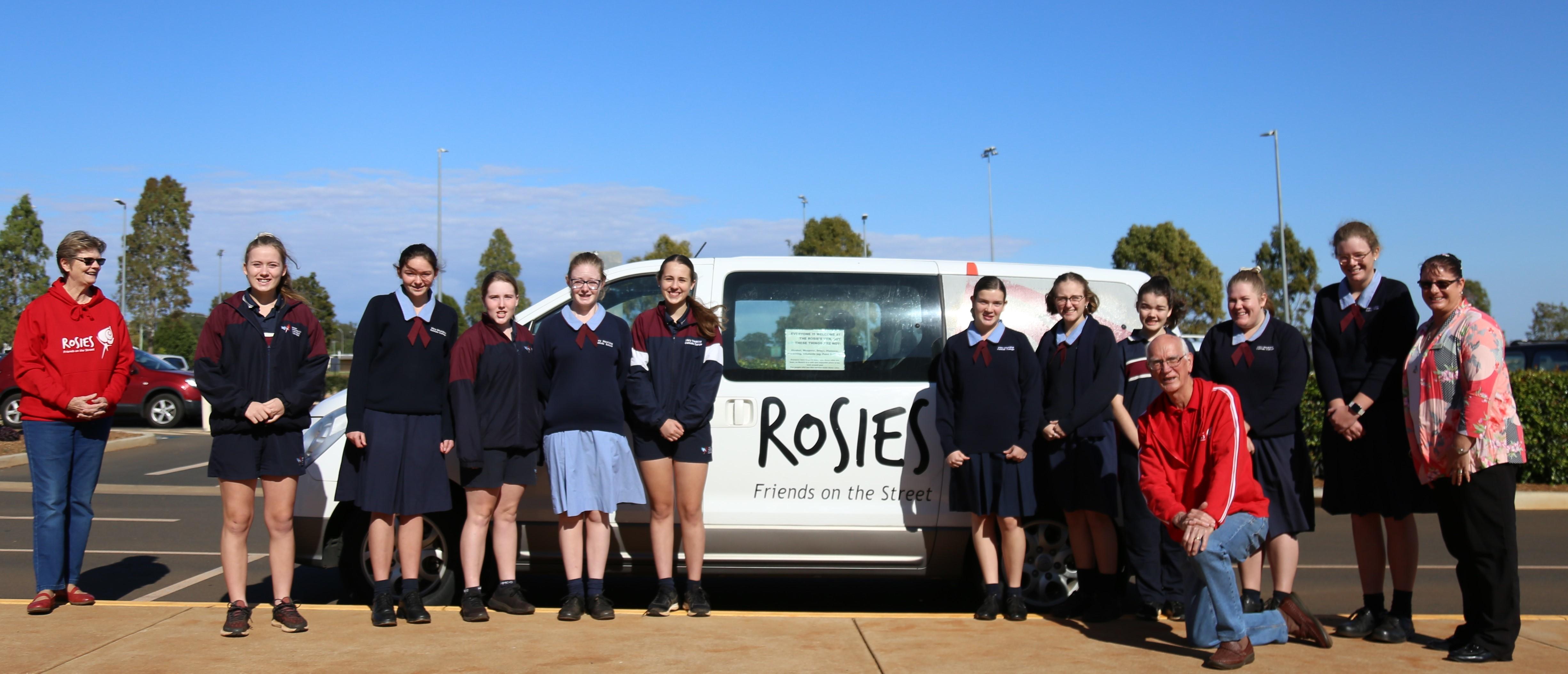 MMCC Baking for Rosies Van