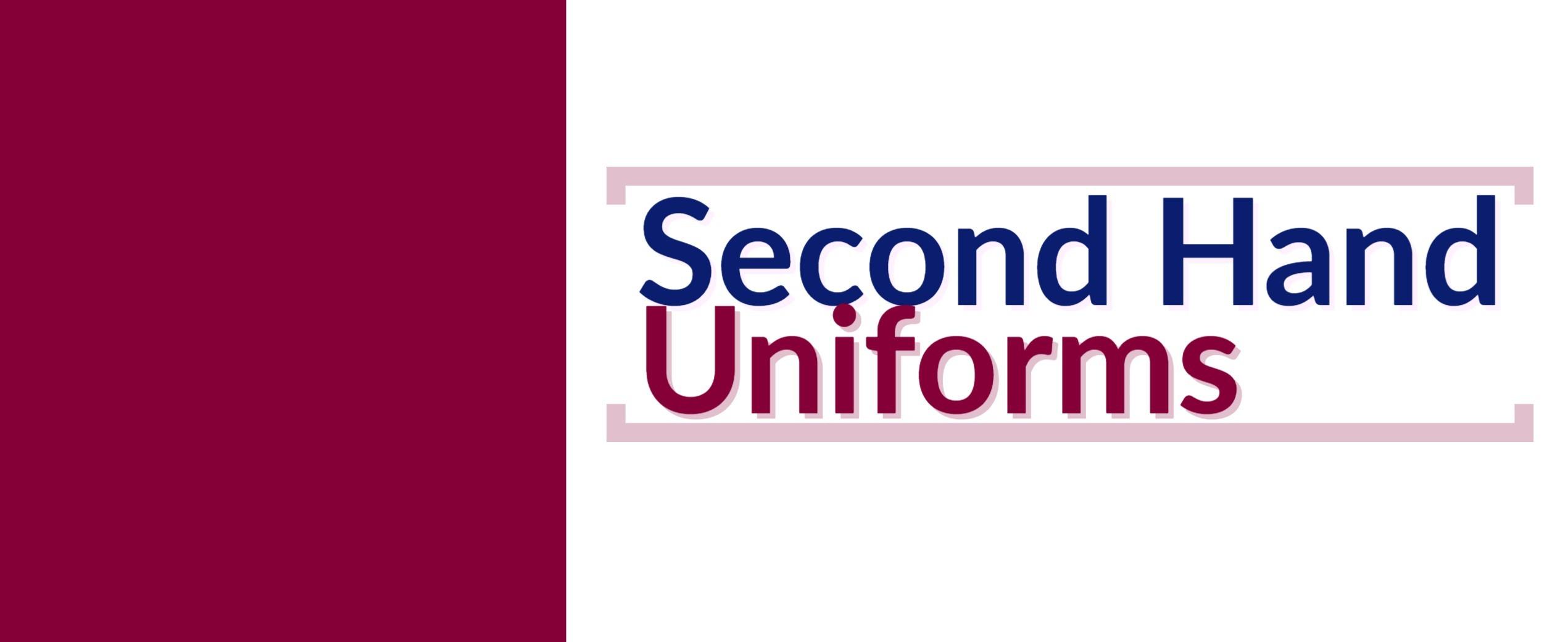 Second Hand Uniforms
