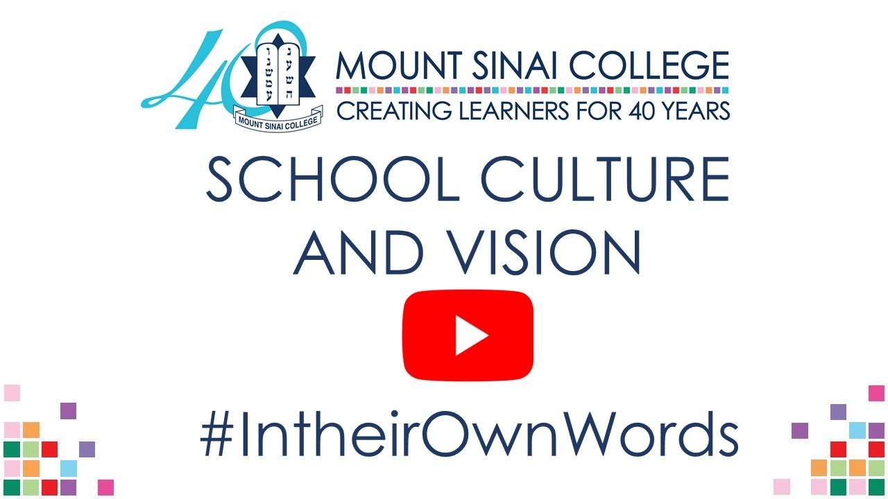 School Culture And Vision Video