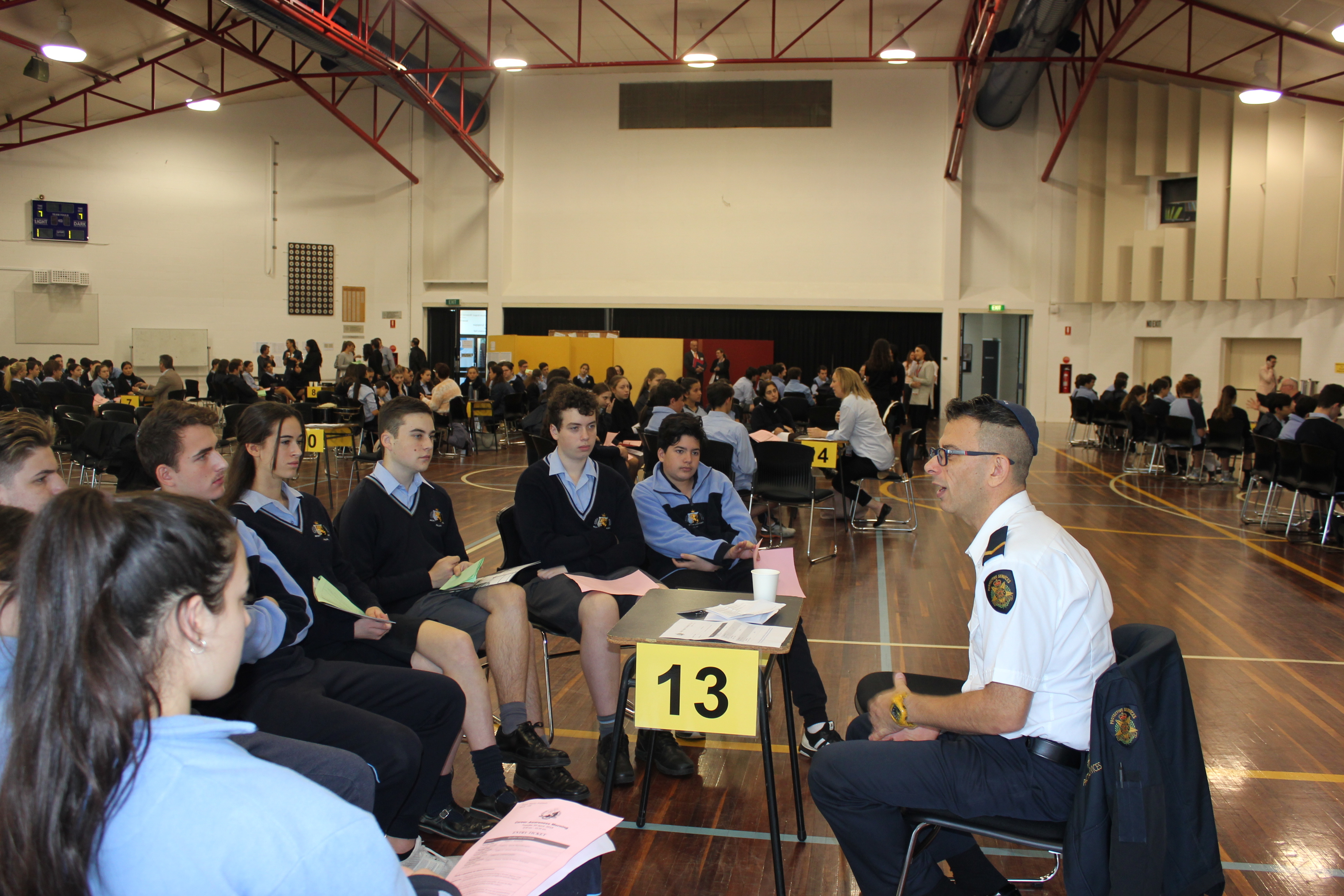 SWPC - Careers day