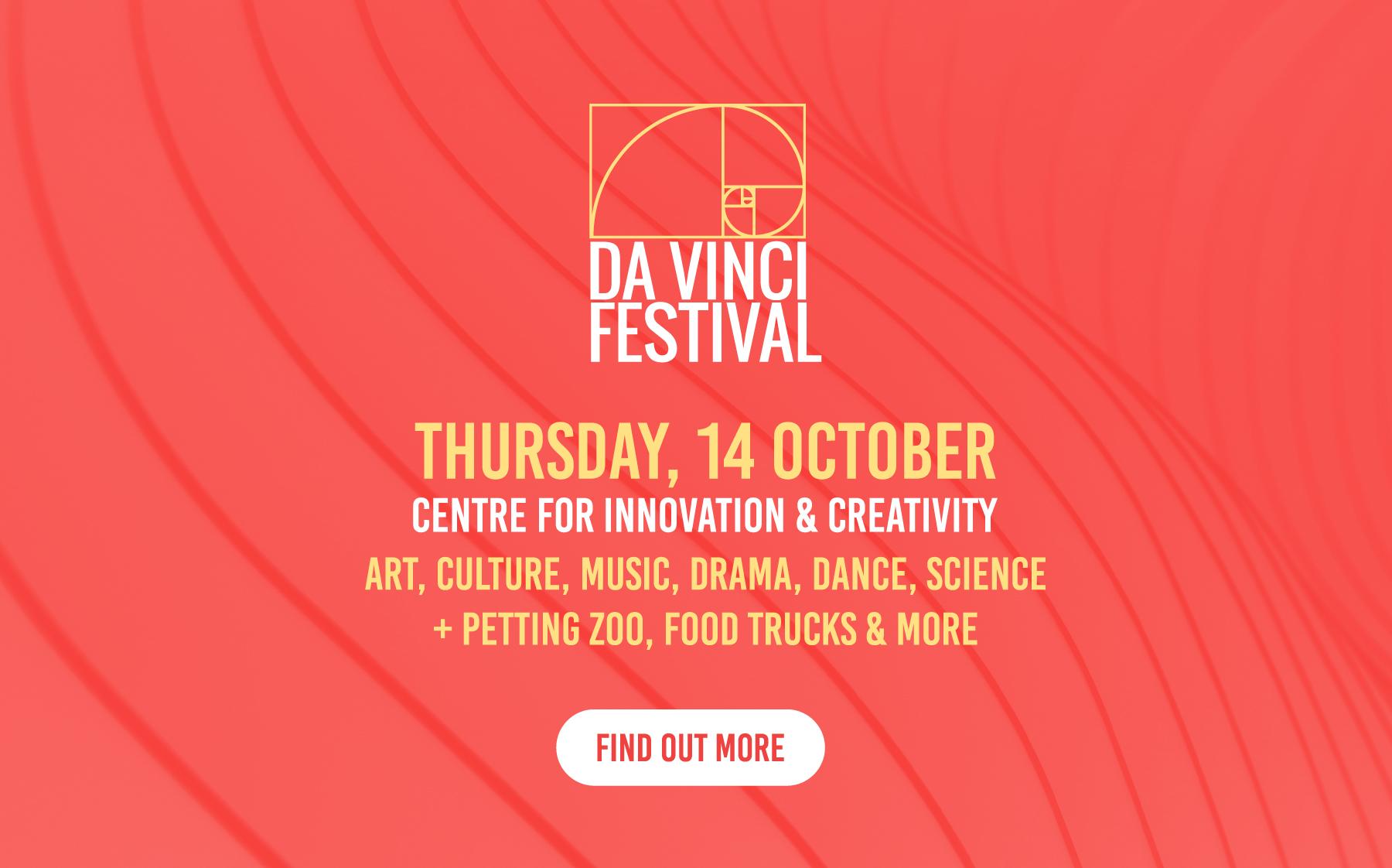 Da Vinci Festival 2021