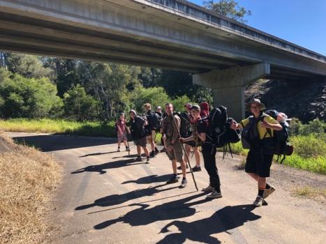 Yr 11 Hiking