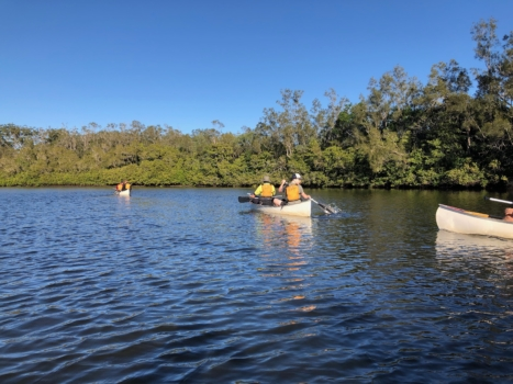 Yr 12 Canoing