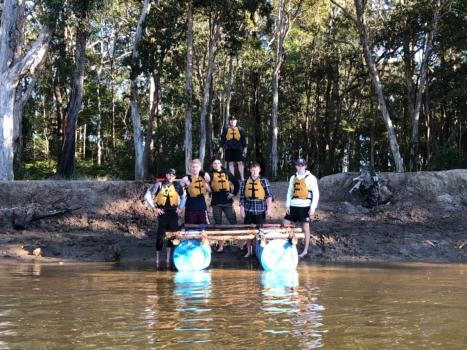 Yr 12 Rafting