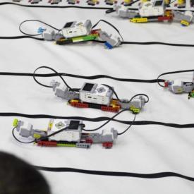 Lego Robotics 344