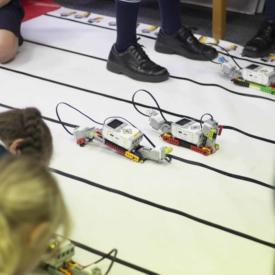 Lego Robotics 362