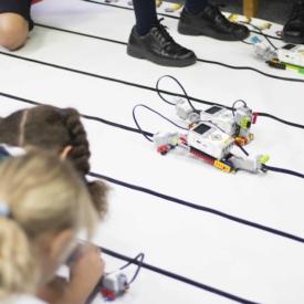 Lego Robotics 364