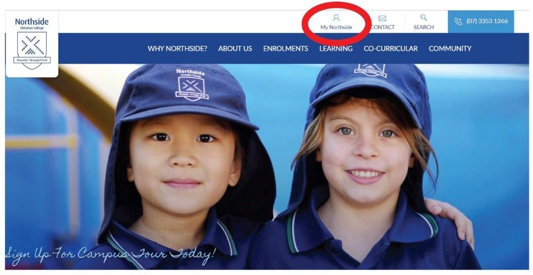 School Website - My Northside