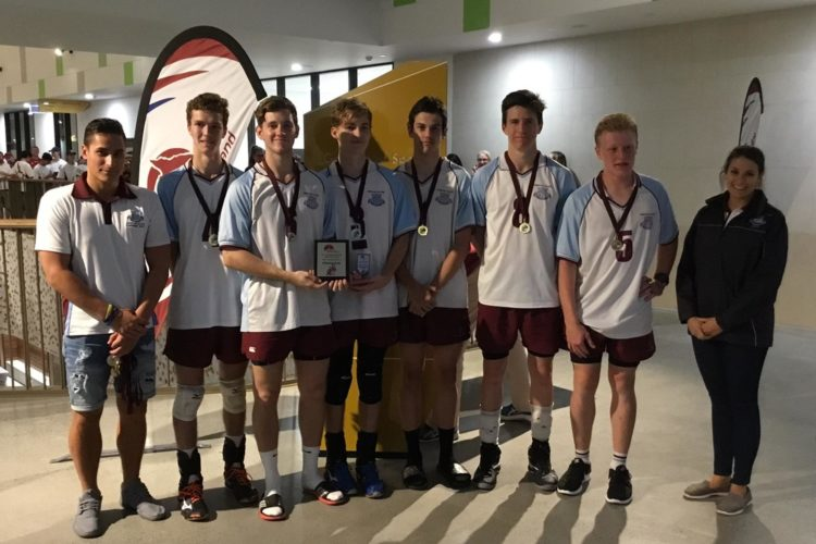 2017 Qld Volleyball Senior Schools Cup 3
