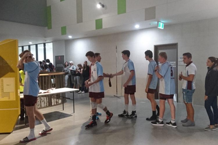 2017 Qld Volleyball Senior Schools Cup 5