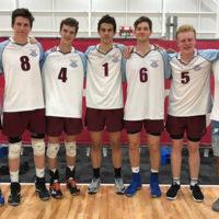 2017 Qld Volleyball Senior Schools Cup 1