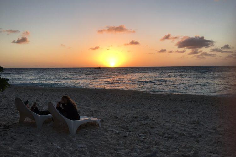 Lei Sunset