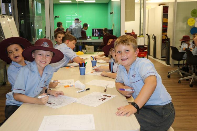 Ormiston College Nssd Activities 15