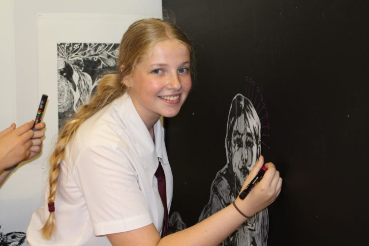 Year 9 Art Exhibition 2