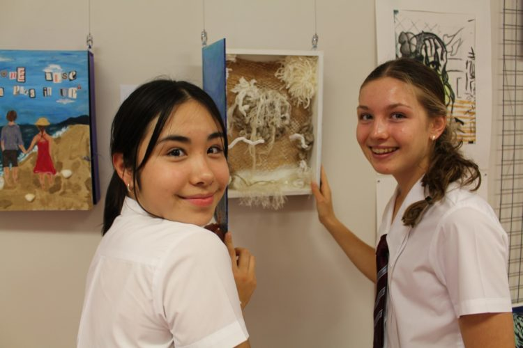 Year 9 Art Exhibition 3
