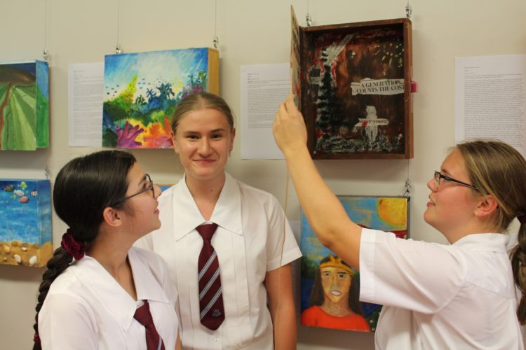 Year 9 Art Exhibition 6