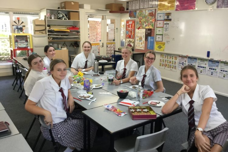 Year 12 Languages Farewell 1