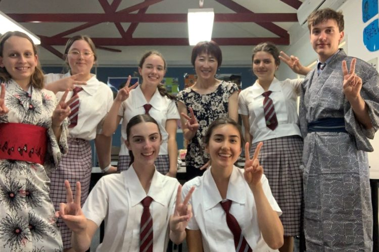 Year 12 Languages Farewell 3