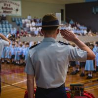 Ormiston College Anzac Day Commemoration 2019 17