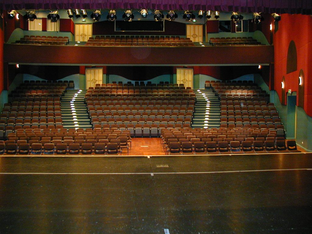 Lingo Lin Performing Arts Theatre