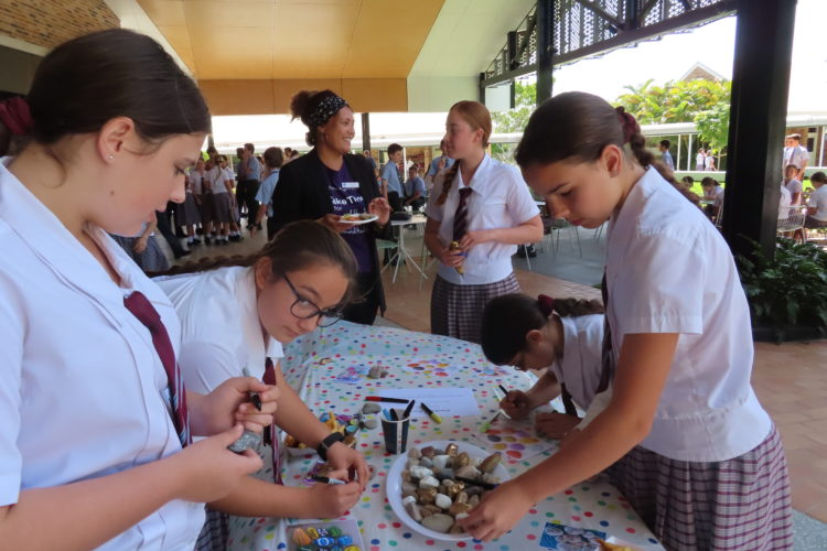 Ormiston College Kindness Rocks 6