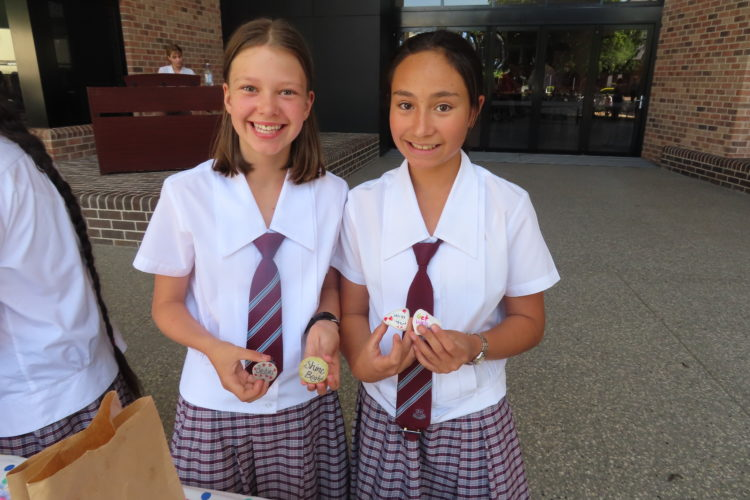 Ormiston College Kindness Rocks 9