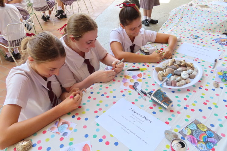 Ormiston College Kindness Rocks 10
