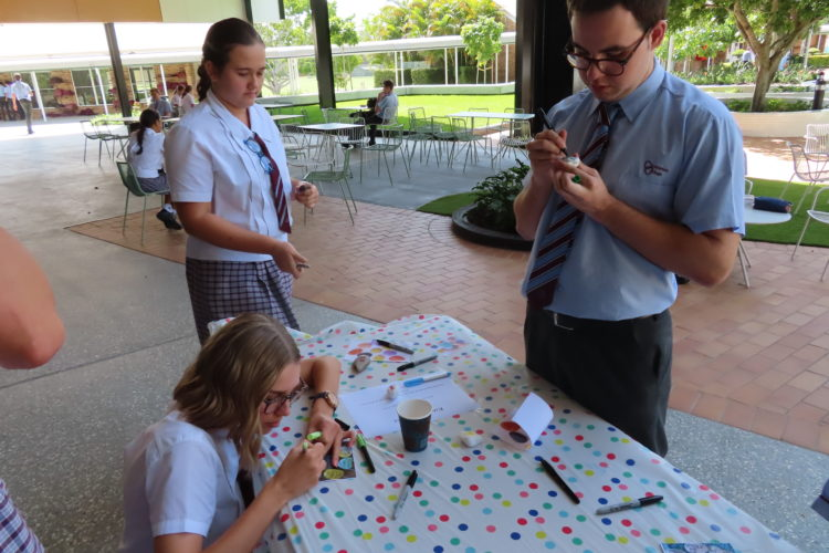 Ormiston College Kindness Rocks 11