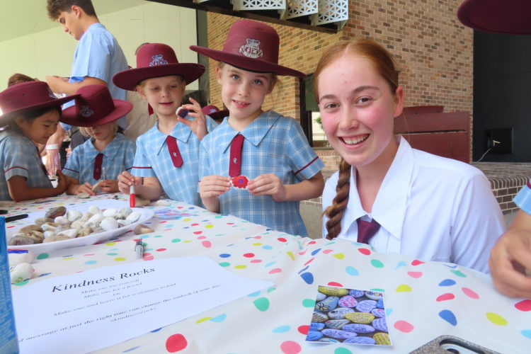 Ormiston College Kindness Rocks 12