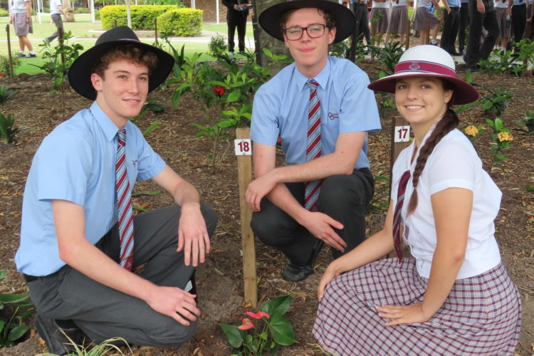 Ormiston College Year 12 Tree Planting 2019 4