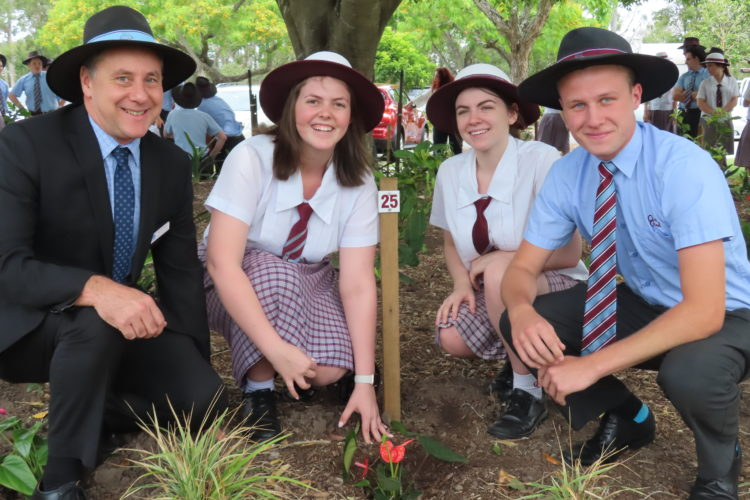 Ormiston College Year 12 Tree Planting 2019 5