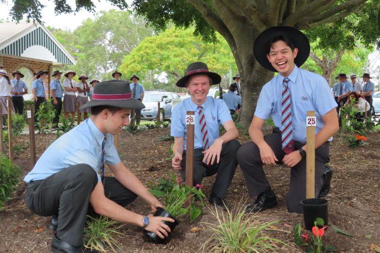 Ormiston College Year 12 Tree Planting 2019 6