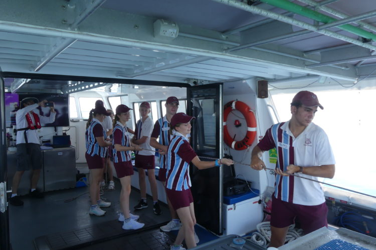 Ormiston College Year 11 Marine Science Excursion 3