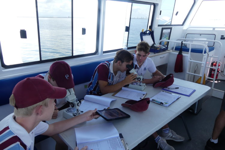 Ormiston College Year 11 Marine Science Excursion 4