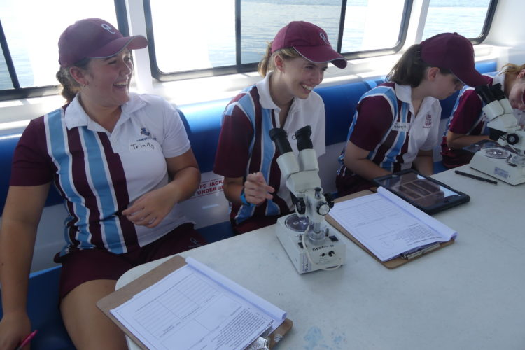 Ormiston College Year 11 Marine Science Excursion 5