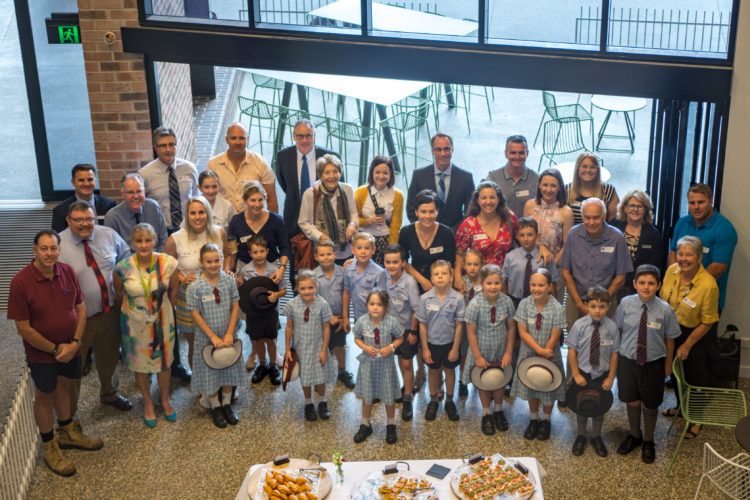 Ormiston College Generations Breakfast 2019 1