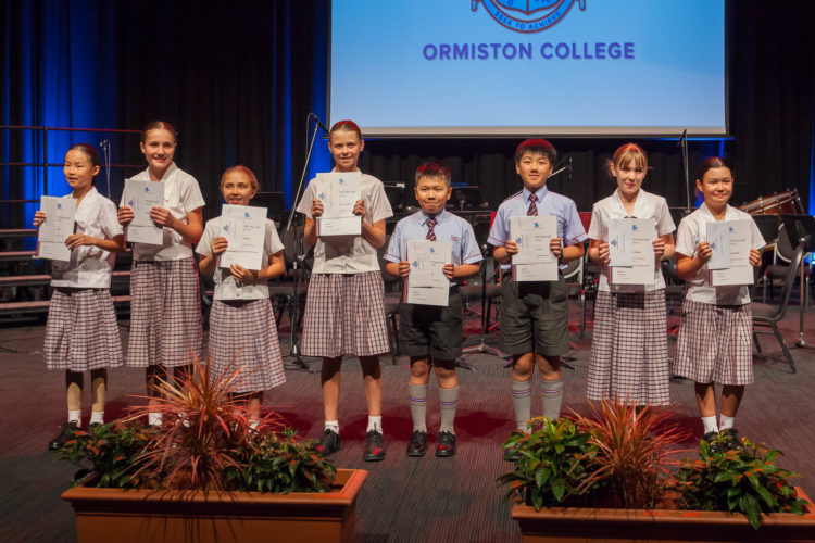 Ormiston College Speech Night 2019 19
