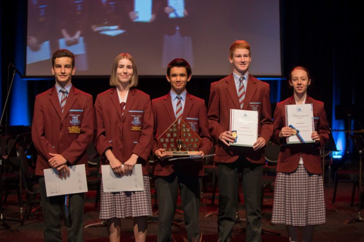 Ormiston College Speech Night 2019 8