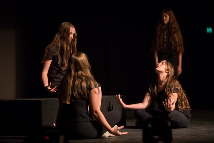 Ormiston College Year 10 And 12 Drama Peformance Evening 2019 46