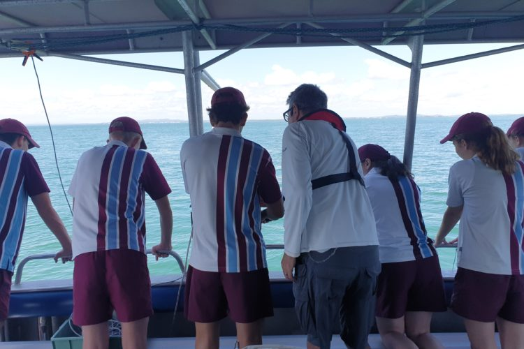 Ormiston College Year 11 Marine Science Excursion 1