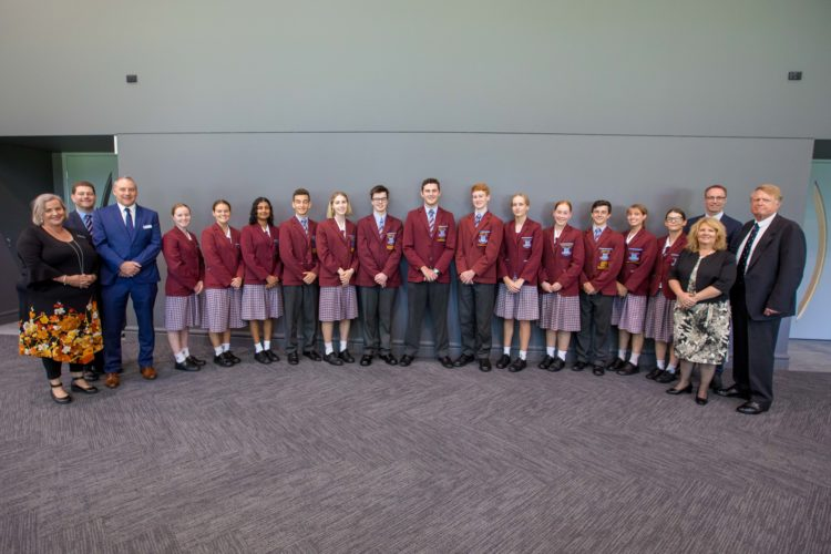 Prefects Investiture 2020 12