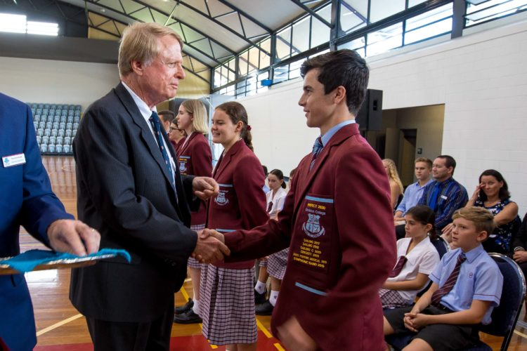 Prefects Investiture 2020 9