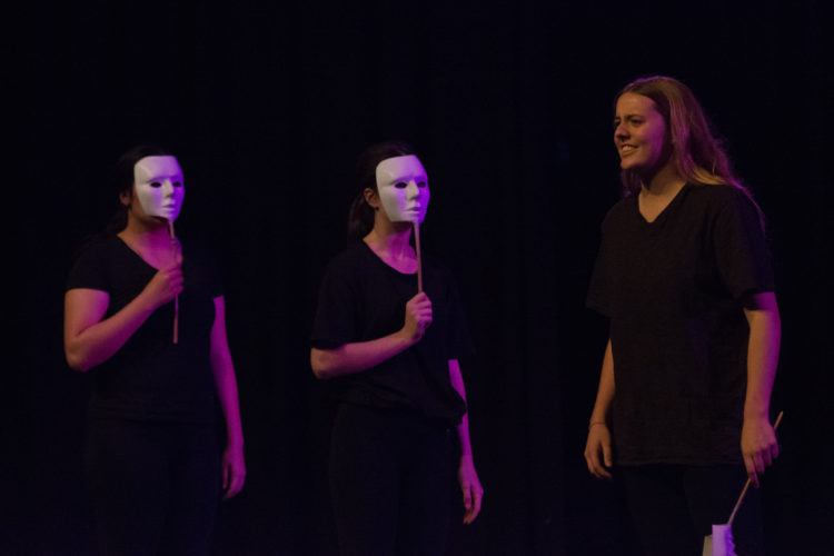Senior Drama Performance Night 2018 1