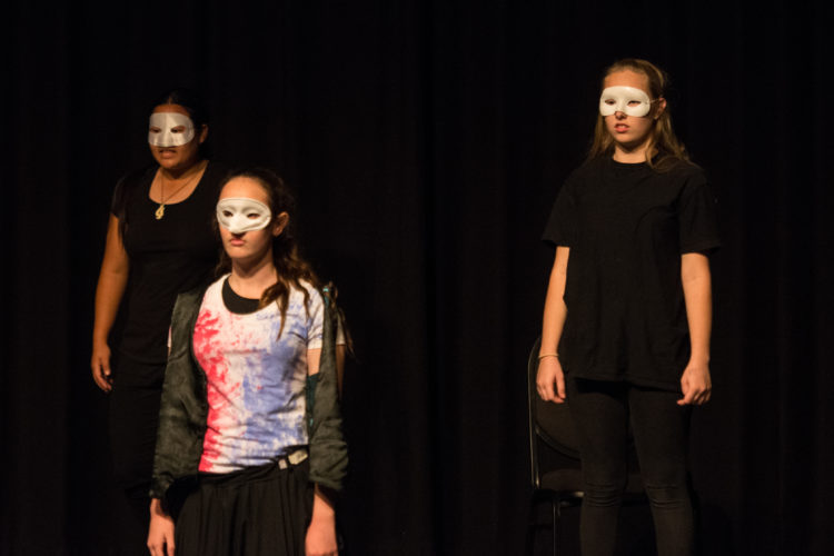 Senior Drama Performance Night 2018 16